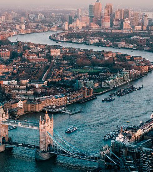 Dit zijn de meest geïnstagramde steden ter wereld
