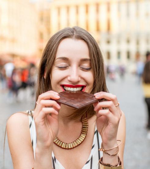 Hebben: een gepersonaliseerde Côte d'Or chocoladereep met jouw naam!
