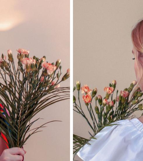 Crush of the day: de kleurrijke sjaaltjes van Marylène Madou x Jochen Leën
