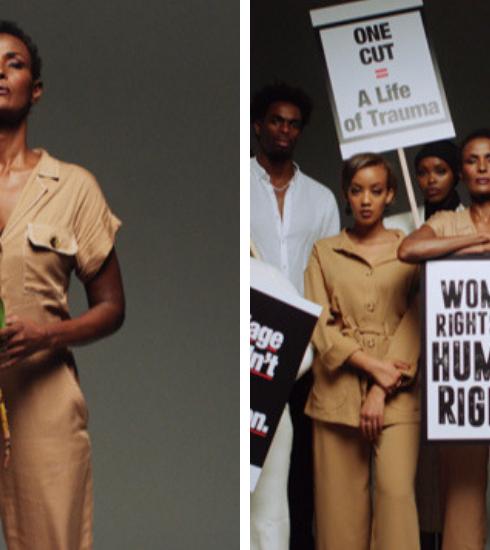 Coco de Mer gaat samen met Waris Dirie vrouwenverminking tegen met confronterende video