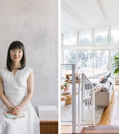 Ruim je huis Marie Kondo-gewijs op in drie simpele stappen