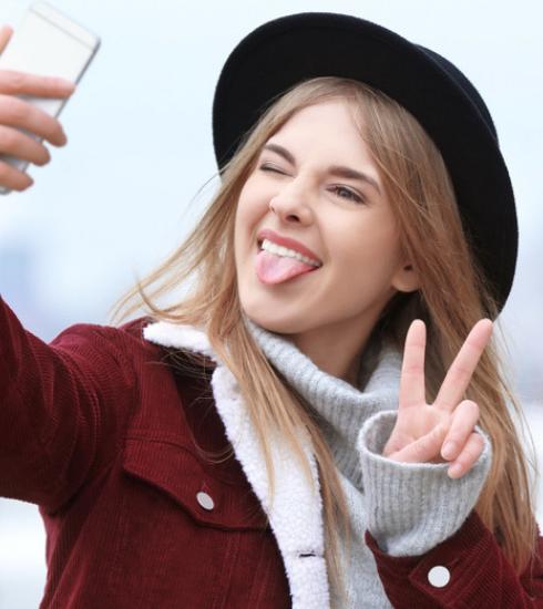 Alarmerend: 1 op de 4 meisjes voelt druk om mooi over te komen op sociale media