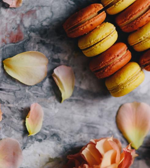 Lente op je bord: 5 fleurige gerechten met bloemen