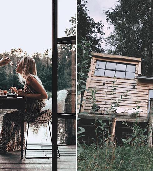 Glamping: 3 Belgische luxe campings om volledig tot rust te komen