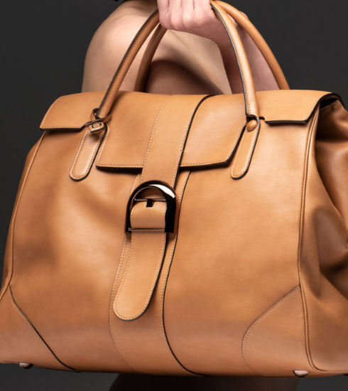 Crush of the Day: De l'xxl tas van Delvaux
