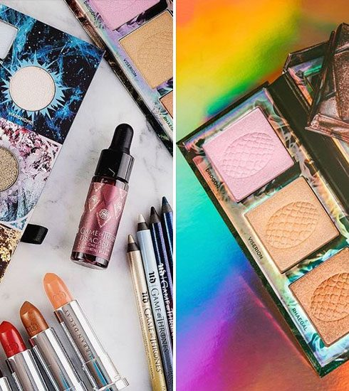 Crush of the day: de Game of Thrones make-up van Urban Decay