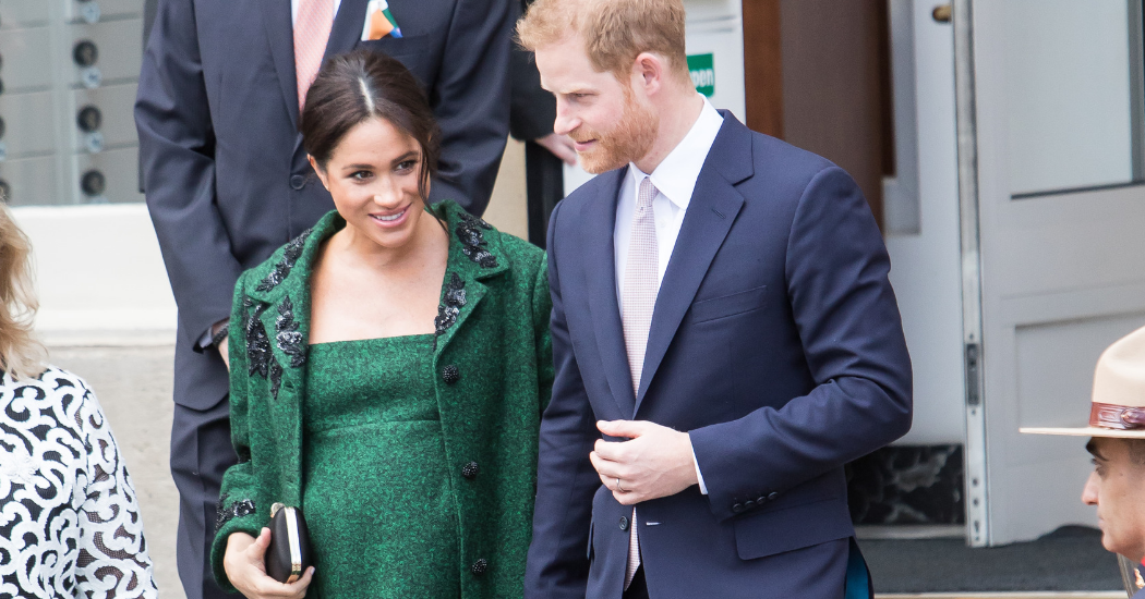 Meghan Markle en prins Harry hebben nu een eigen Instagram-account