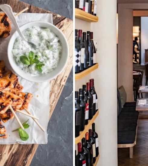 Dit zijn onze favoriete Griekse restaurants in Brussel