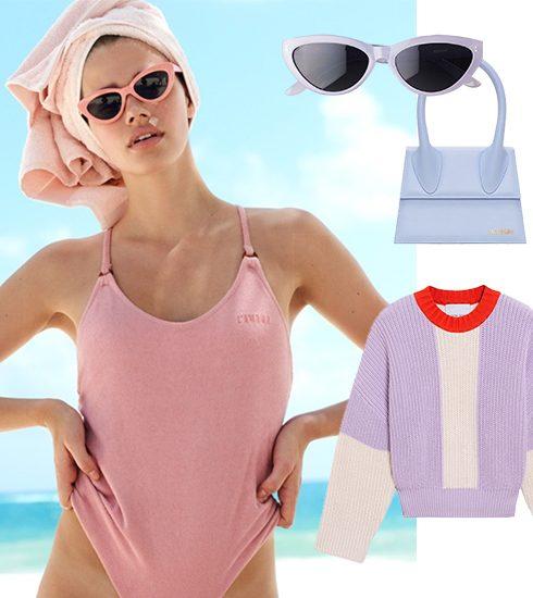 Pittig in pastel: 25 items die je outfit naar een hoger niveau tillen