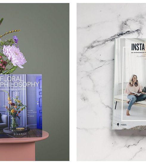 Interieur lectuur: deze boeken tillen jouw interieur naar een hoger niveau