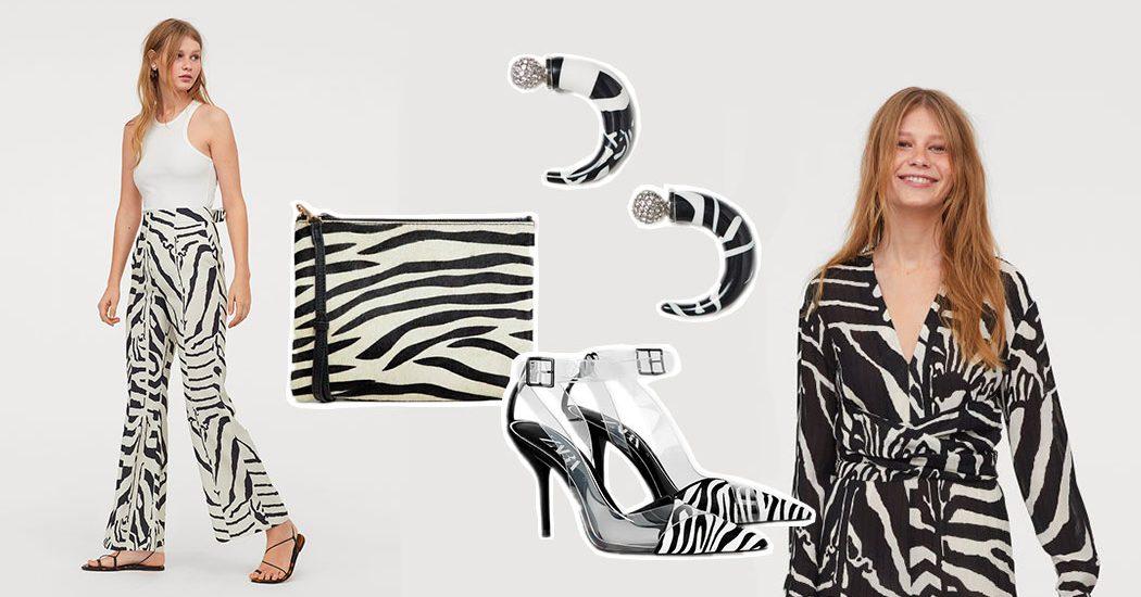 Welk luipaardmotief? Onze favoriete stuks in de populaire zebraprint