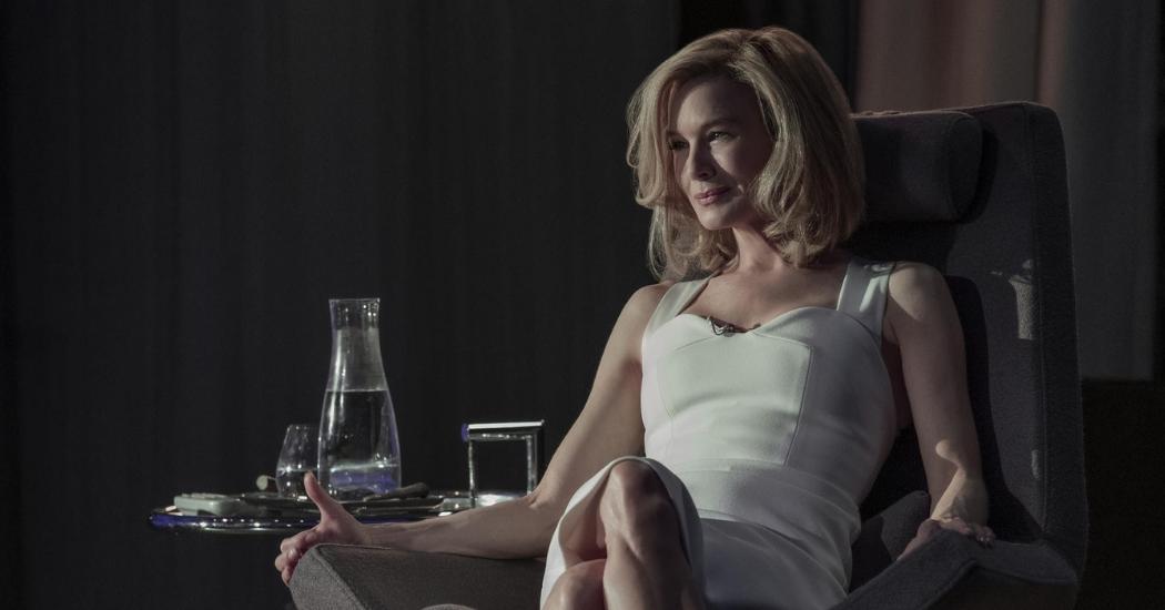 Must see: Renée Zellweger in nieuwe Netflix Original-thrillerserie