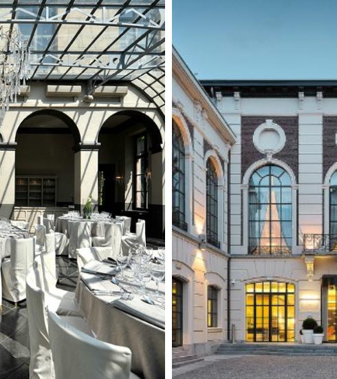 Tien bijzondere locaties om te trouwen in België