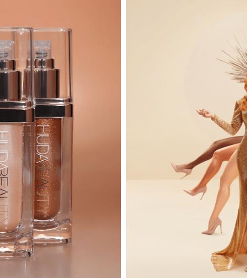 Bizarre beautytrend: een panty in liquide make-up vorm
