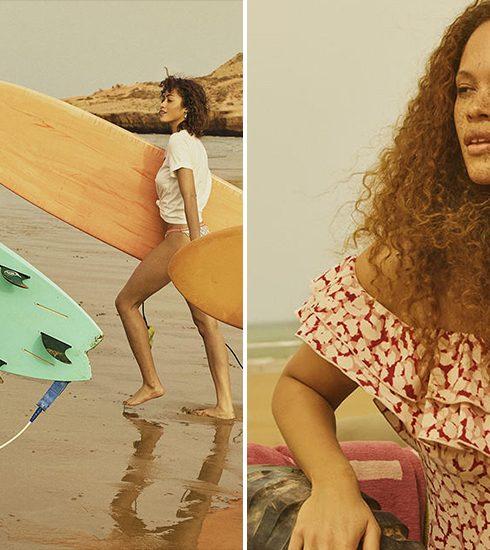 Hoera! Love Stories en H&M slaan opnieuw de handen in elkaar voor een exclusieve swimwearcollectie