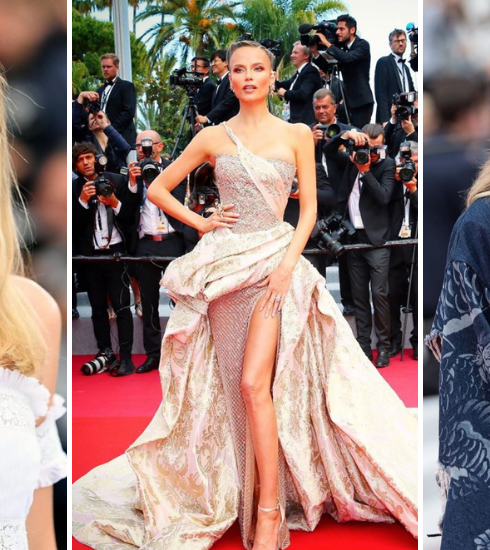 Filmfestival Cannes week 2: de mooiste rode loper looks