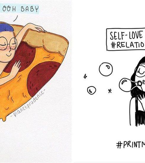 Instagram: inspirerende illustratrices om meteen te volgen