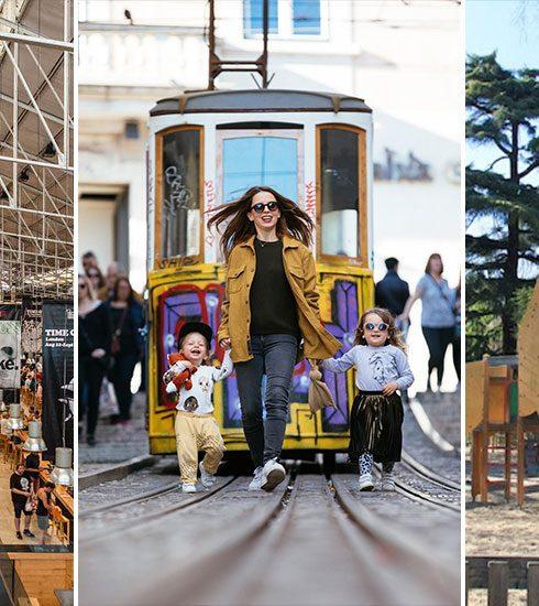 6 redenen om met jonge kinderen naar Lissabon te gaan