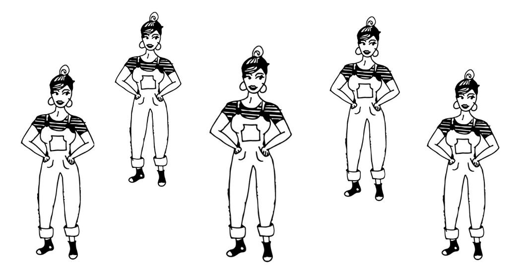 """5 """"power poses"""" voor een zelfzekere look"""