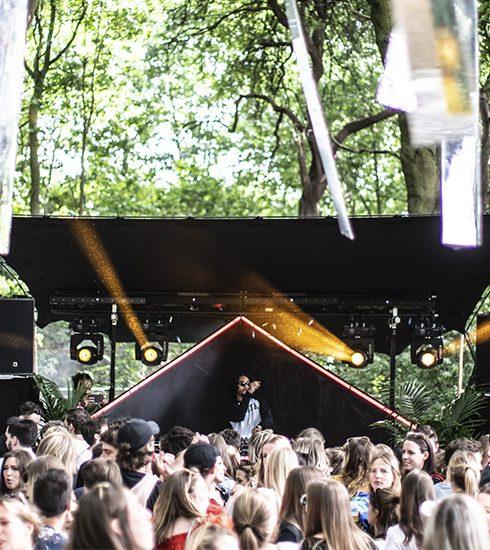 Weekendtip: tegendraads feesten aan het Antwerpse Noordkasteel op Contrair Open Air