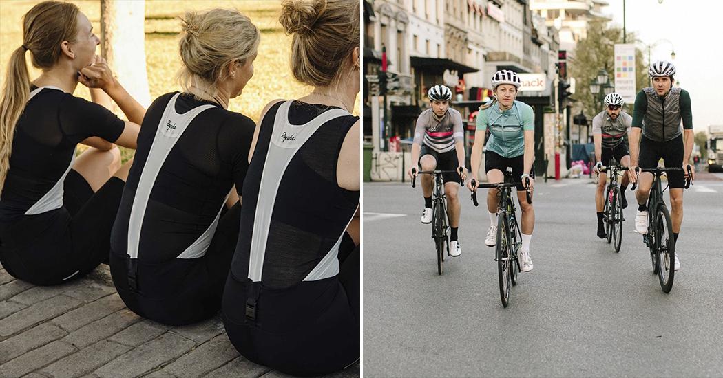 Cycling ladies in Brussel? Maak eens een ritje met Rapha en Kring