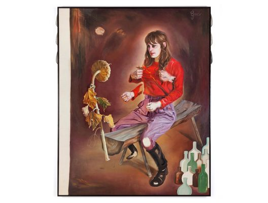 Last call: Kati Heck 'All my friends are wild' expo 150*150