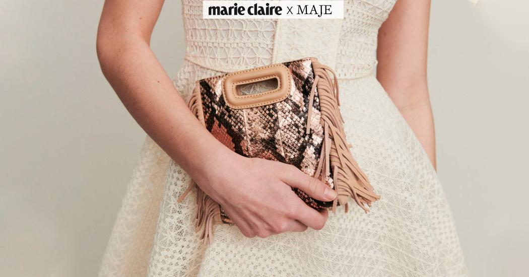 Win een M Mini handtas van MAJE