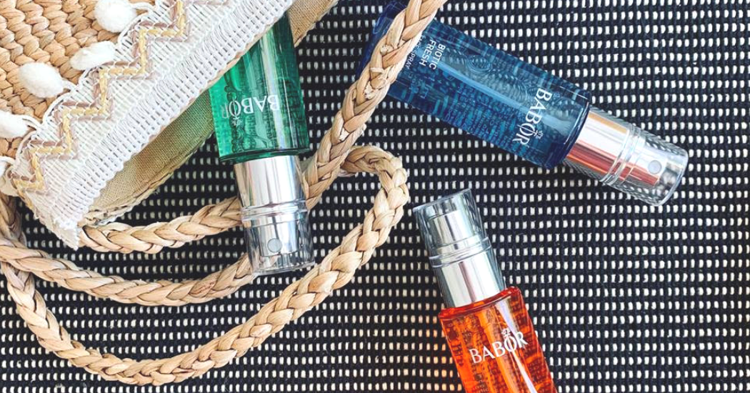 Crush of the day: de limited edition gezichtssprays van Babor