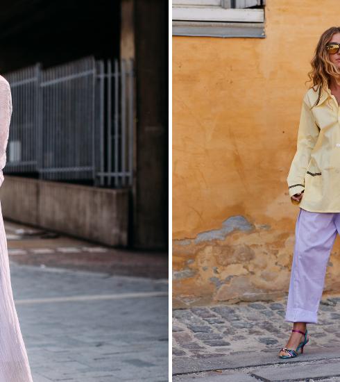 Lila love: onze favoriete stukken in de trendkleur van de zomer