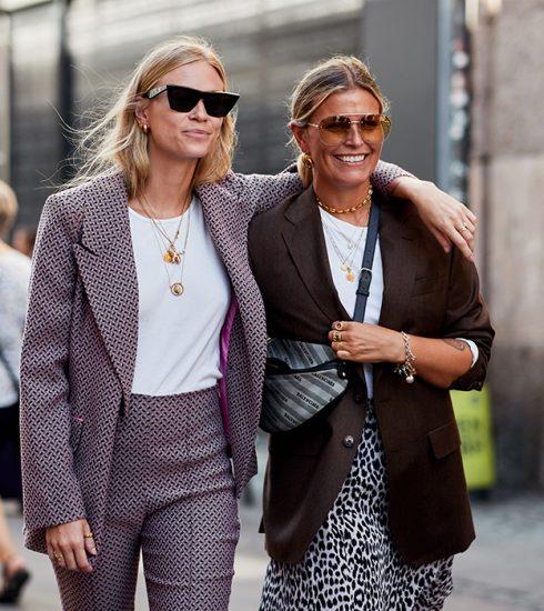 Hokjesdenken uit de mode: het maatpak voor de vrouw