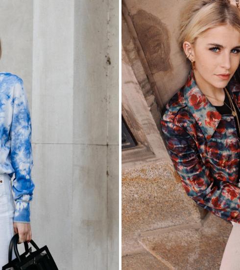 Trend: dit is hoe je deze zomer de tie-dye print draagt