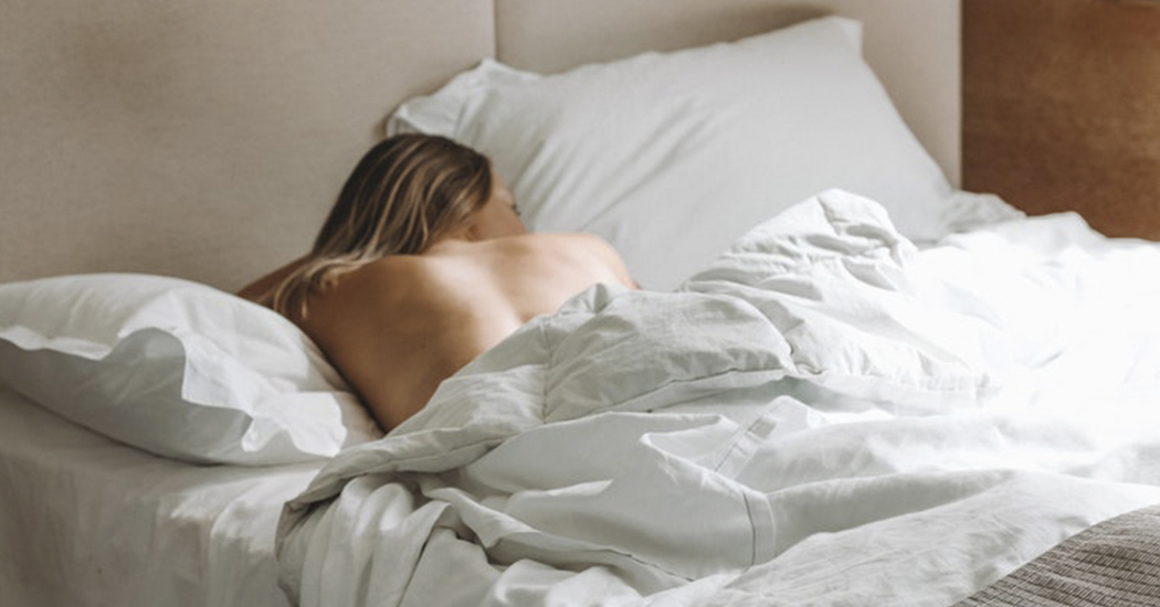 5 tips om 's nachts de hitte te lijf te gaan