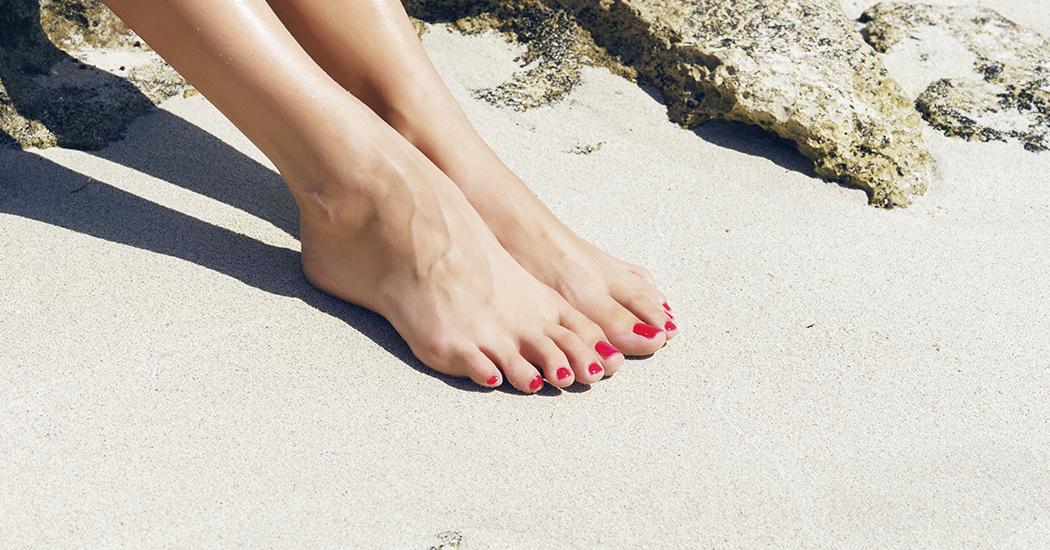 Krijg de perfecte summerproof voeten in acht stappen