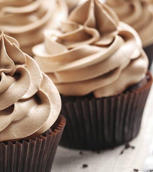 Recept: glutenvrije chocoladecupcakes door Madam Bakster