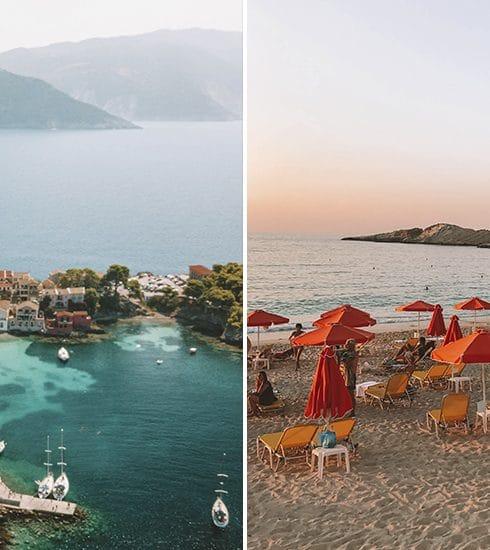 Kefalonia, het paradijselijke eiland waar je je volgende vakantie wil doorbrengen