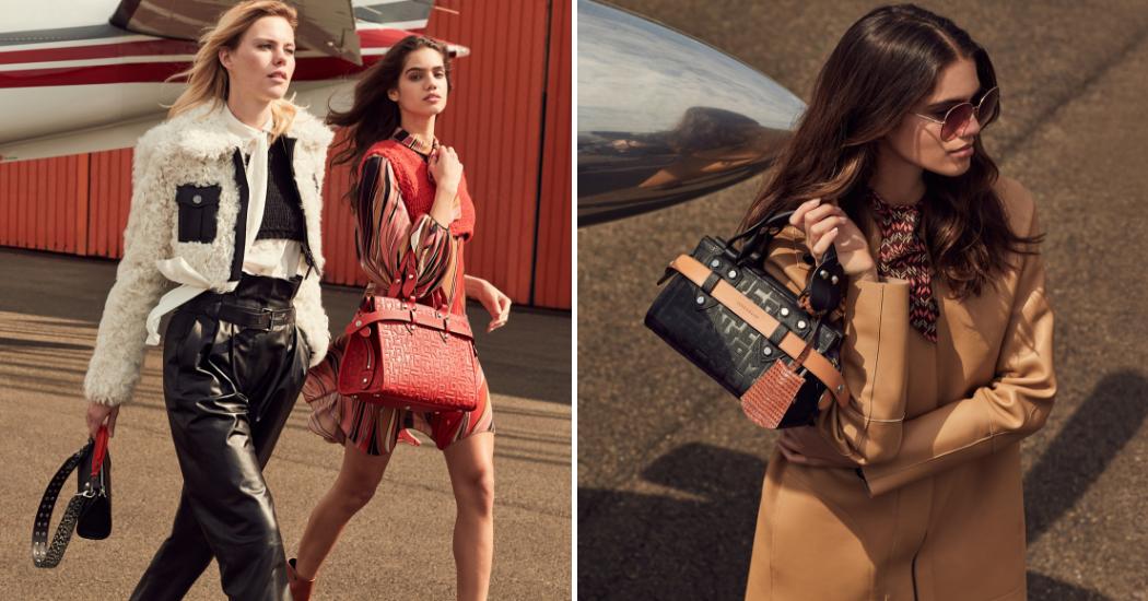 Crush of the day: La Voyageuse, de nieuwe Longchamp tas voor de travel girl in ons