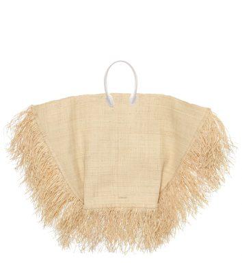 Geen accessoire zo geschikt voor de hittegolf dan de rieten strandtas: onze selectie 150*150