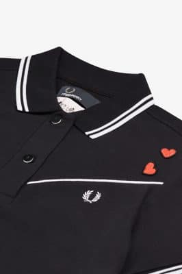 Crush of the day: Fred Perry x Amy Winehouse Foundation AW19 collectie 150*150