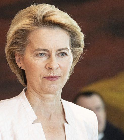 Is Ursula Von der Leyen straks de eerste vrouwelijke voorzitter van de Europese Commissie?
