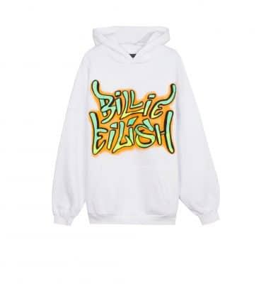 Crush of the day: Billie Eilish x Bershka 150*150