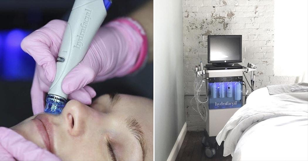Getest: de populairste gezichtsbehandeling van het moment, de HydraFacial