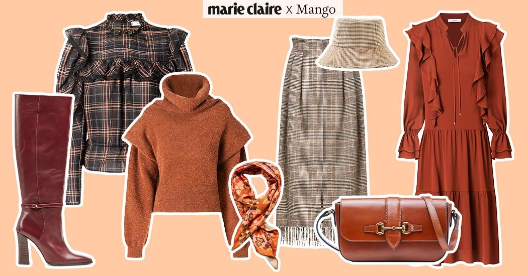 Mango: 15 onmisbare essentials voor de herfst