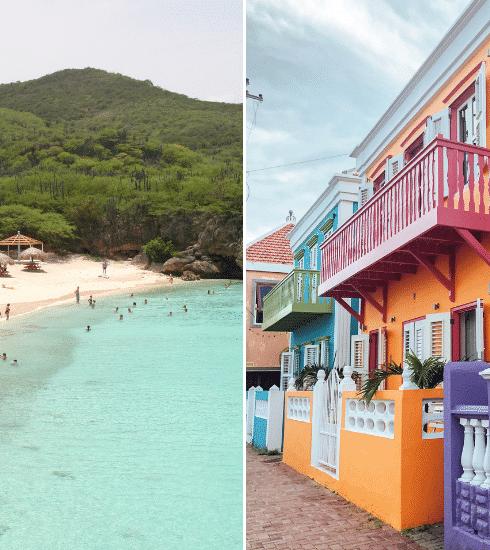 Wat te doen in Curaçao, het kleurrijkste eiland van de Caraïben?