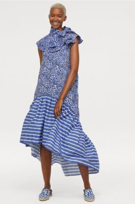 H&M x Mantsho: Zweedse modegigant voor het eerst in zee met Afrikaans label 150*150