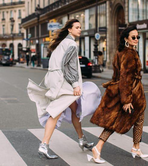 De 5 modetrends die komend herfst- en winterseizoen tekenen