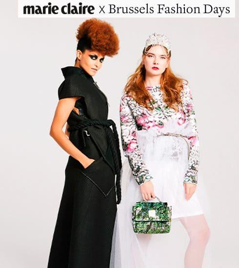 Win een duoticket voor de Brussels Fashion Days op 11, 12 en 13 oktober!