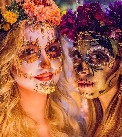Halloween: 25 monsterlijk mooie make-up looks