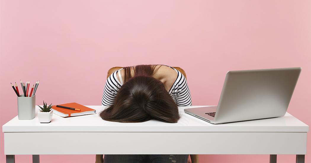 Bewezen: overwerken schaadt meer dan het baat