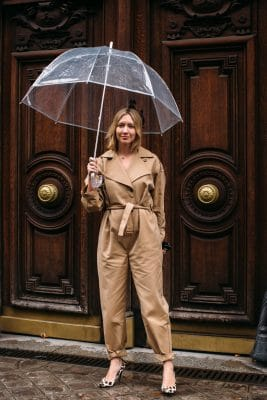 Streetstyle: de mooiste looks van Paris Fashion Week ss2020 150*150