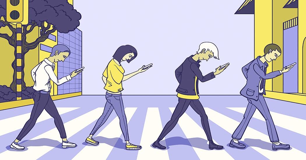 Phubbing, het fenomeen waarbij je de smartphone interessanter vindt dan de gesprekspartner